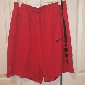 Men's Nike elite dri-fit shorts